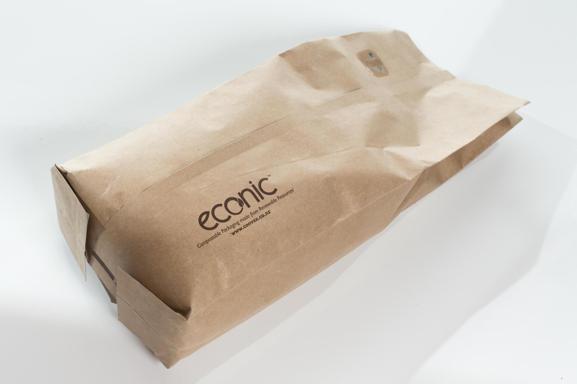 Kraft Econic® plain pack