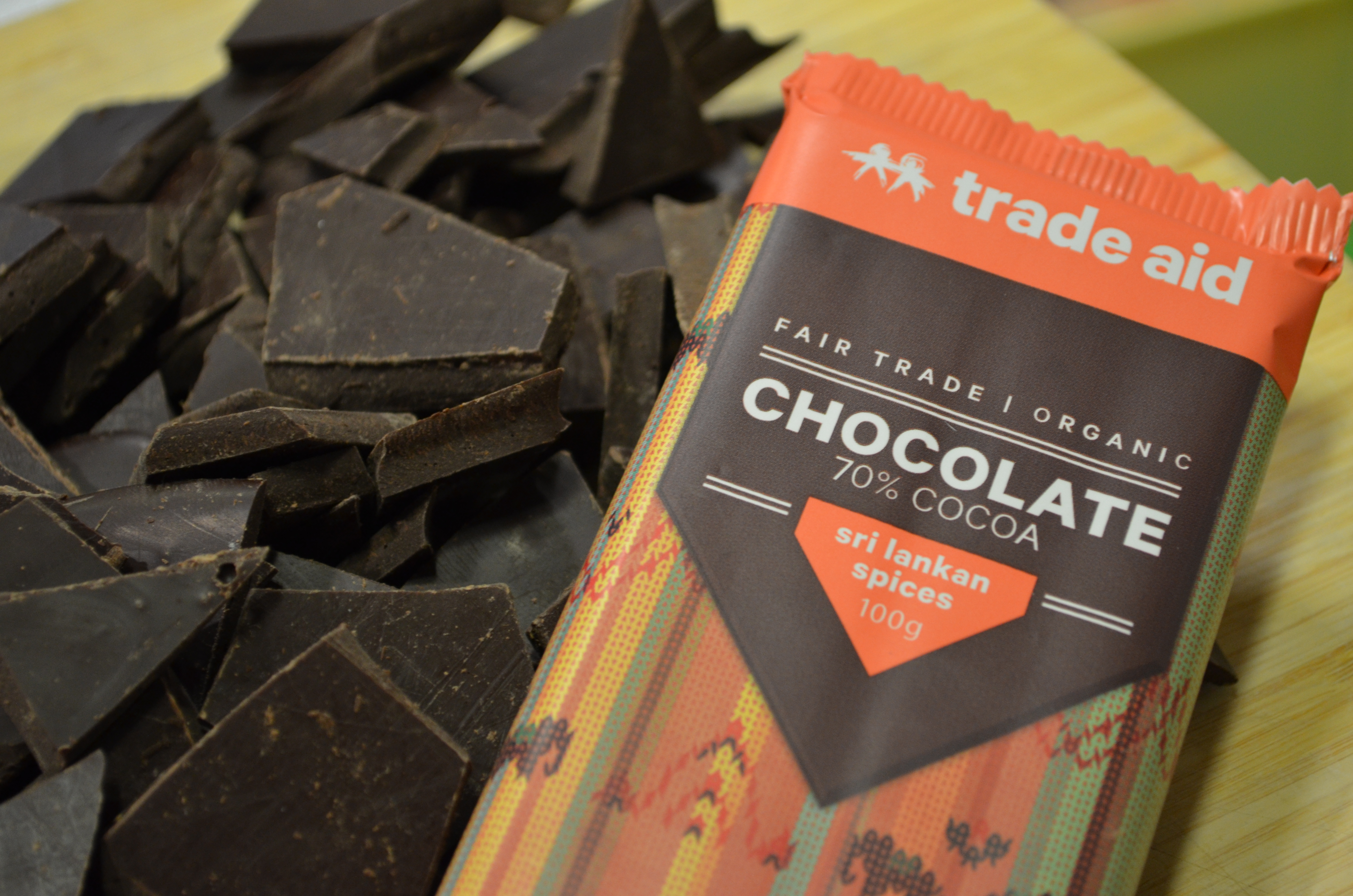 Fair Trade Chocolate Packed in Compostable Wraps | Econic