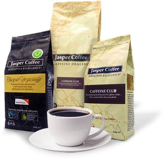 Jaspers Coffee